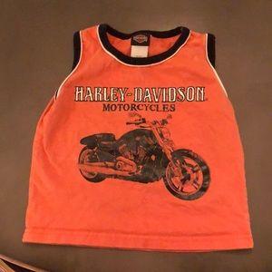 Harley Toddler Shirt